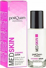 Parfémy, Parfumerie, kosmetika Regenerační sérum na obličej - Postquam Med Skin Serum Epidermic Growth