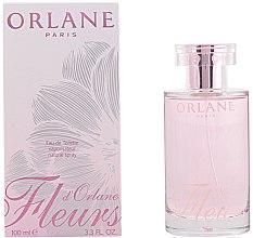 Parfémy, Parfumerie, kosmetika Orlane Fleurs d`Orlane - Toaletní voda
