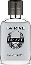 Parfémy, Parfumerie, kosmetika La Rive Brave Man - Toaletní voda