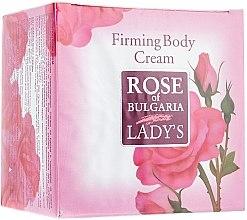 Parfémy, Parfumerie, kosmetika Tělový krém pro zvýšení pružnosti pleti - BioFresh Rose of Bulgaria