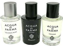 Parfémy, Parfumerie, kosmetika Acqua di Parma Colonia - Sada (edc/3x5ml)