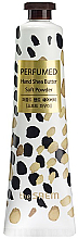 Parfémy, Parfumerie, kosmetika Vyživující krém na ruce Pudr - The Saem Perfumed Soft Powder Hand Shea Butter