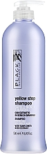 Parfémy, Parfumerie, kosmetika Šampon proti nažloutlosti pro šedivé, zesvětlené vlasy - Black Professional Line Yellow Stop Shampoo