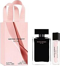Parfémy, Parfumerie, kosmetika Narciso Rodriguez for Her Set - Sada (edt/50ml + hair/mist/10ml)