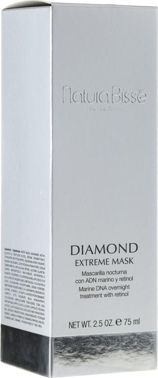 Energetická plet'ová maska - Natura Bisse Diamond Extreme Mask — foto N1