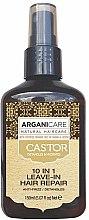 Parfémy, Parfumerie, kosmetika Sérum na vlasy 10 v 1 - Argaincare Castor Oil 10-in-1 Hair Repair