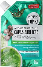 Parfémy, Parfumerie, kosmetika Scrub na tělo Anticelulitida - Fito Kosmetik Lidové recepty
