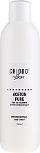 Parfémy, Parfumerie, kosmetika Tekutina na odstranění hybridních laků - Chiodo Pro Soft Aceton Pure