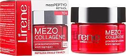 Parfémy, Parfumerie, kosmetika Denní krém proti vráskám - Lirene Mezo Collagene SPF 15