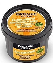 Parfémy, Parfumerie, kosmetika Zeštíhlující krém na tělo Krém-korzet - Organic Shop Organic Kitchen Corsetcream