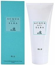Parfémy, Parfumerie, kosmetika Acqua Dell Elba Blu - Hydratační tělový krém