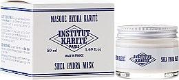 Parfémy, Parfumerie, kosmetika Mléčná krémová maska na obličej - Institut Karite Milk Cream Shea Mask