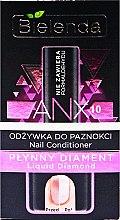 "Parfémy, Parfumerie, kosmetika Kondicionér na nehty ""Tekutý diamant"" - Bielenda Liquid Diamond Nail Conditioner"