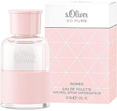 Parfémy, Parfumerie, kosmetika S. Oliver So Pure Women - Toaletní voda