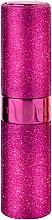 Parfémy, Parfumerie, kosmetika Atomizér - Travalo Twist & Spritz Hot Pink Glitter