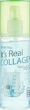 Parfémy, Parfumerie, kosmetika Gel-mist na obličej s kolagenem - FarmStay It's Real Collagen Gel Mist