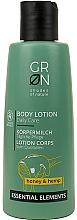 Parfémy, Parfumerie, kosmetika Tělový lotion Med - GRN Essential Elements Honey & Hemp Body Lotion
