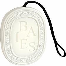Parfémy, Parfumerie, kosmetika Vůně do bytu ve tvaru medailonu - Diptyque Baies