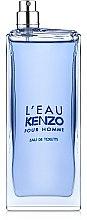 Parfémy, Parfumerie, kosmetika Kenzo Leau par Kenzo pour homme - Toaletní voda (tester bez víčka)