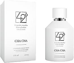 Parfémy, Parfumerie, kosmetika 42° by Beauty More Cha Cha - Parfémovaná voda