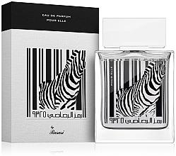 Parfémy, Parfumerie, kosmetika Rasasi Rumz Al Zebra Pour Elle - Parfémovaná voda