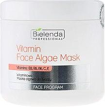 Vitaminová alginátová maska na obličej - Bielenda Professional Program Face Vitamin Face Algae Mask — foto N1