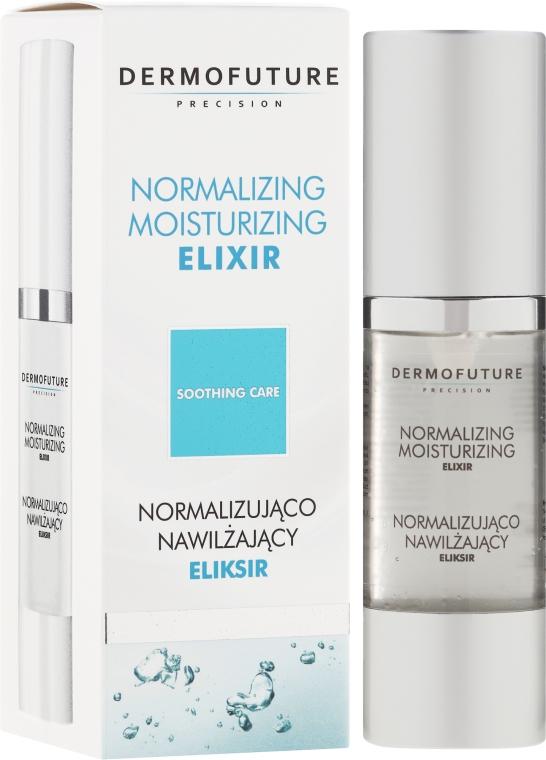 Normalizační hydratační elixír - DermoFuture Normalizing Moisturizing Elixir