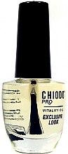 Parfémy, Parfumerie, kosmetika Olej na kutikulu - Chiodo Pro Vitality Oliwka Exclusive Look