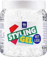 "Parfémy, Parfumerie, kosmetika Gel pro úpravu vlasů ""Mokrý efekt"" - Hegron Styling Gel Wet Look"