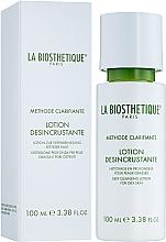 Parfémy, Parfumerie, kosmetika Čisticí mléko pro mastnou pleť - La Biosthetique Methode Clarifiante Lotion Desincrustante