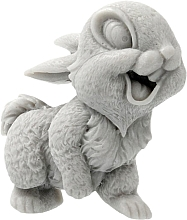 """Mýdlo přírodní """"Usměvavý králík """", šedé - LaQ Happy Soaps — foto N1"""
