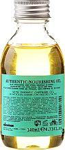 Parfémy, Parfumerie, kosmetika Výživný olej na obličej, vlasy a tělo - Davines Authentic