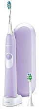 Parfémy, Parfumerie, kosmetika Sonický elektrický zubní kartáček, šeříkový - PHILIPS Sonicare HX6212/88