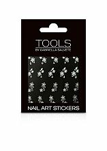 Parfémy, Parfumerie, kosmetika Nálepky na zdobení nehtů - Gabriella Salvete Tools Nail Art Stickers 06