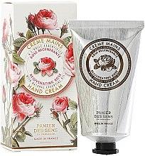 "Parfémy, Parfumerie, kosmetika Krém na ruce ""Růže"" - Panier Des Sens Rose Hand Cream"