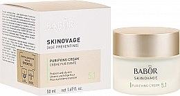 Parfémy, Parfumerie, kosmetika Krém pro problémovou pleť - Babor Skinovage Purifying Cream