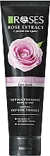Parfémy, Parfumerie, kosmetika Černá peeling maska na obličej - Nature of Agiva Roses Black Peel Off Face Mask