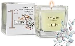 Parfémy, Parfumerie, kosmetika Masážní svíčka - Therine Rituality Body Candle
