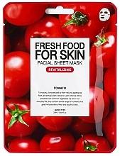Parfémy, Parfumerie, kosmetika Plátýnková pleťová maska Rajčata - Superfood For Skin Facial Sheet Mask Tomato Revitalizing