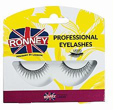 Parfémy, Parfumerie, kosmetika Umělé řasy, syntetické - Ronney Professional Eyelashes RL00016
