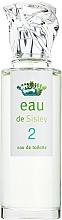 Parfémy, Parfumerie, kosmetika Sisley Eau de Sisley 2 - Toaletní voda