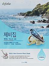Parfémy, Parfumerie, kosmetika Látková maska Vlastovci hnizdo - Esfolio Bird's Nest Essence Mask Sheet