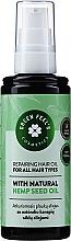 Parfémy, Parfumerie, kosmetika Regenerační olej na vlasy - Green Feel's Repairing Hair Oil