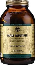Parfémy, Parfumerie, kosmetika Vitamíny pro muže - Solgar Male Multiple