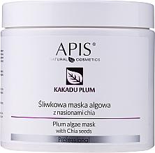 Parfémy, Parfumerie, kosmetika Maska na obličej s švestkovým extraktem - APIS Professional Kakadu Plum Cream