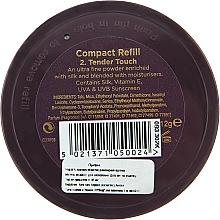 Kompaktní pudr - Constance Carroll Compact Refill Powder — foto N2
