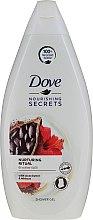 Parfémy, Parfumerie, kosmetika Sprchový gel s kakaovým máslem a ibiškem - Dove Nourishing Secrets Shower Gel