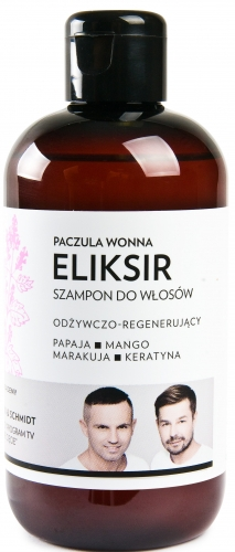 "Šampon-elixír na vlasy ""Pačuli"" - WS Academy Patchouli Elixir Wash — foto N1"