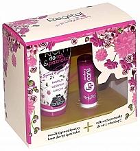 Parfémy, Parfumerie, kosmetika Sada - Regital Hand & Lips (h/cr/40ml + lip/balm/4.9g)
