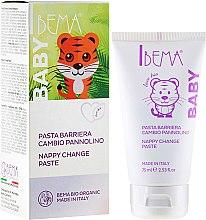 Parfémy, Parfumerie, kosmetika Krém pod plenky - Bema Cosmetici Love Bio Nappy Change Paste